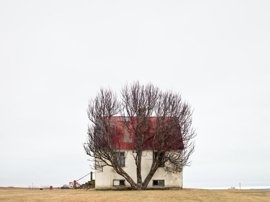 Los desolados paisajes de Álvaro Sánchez-Montañés - hoyesarte.com