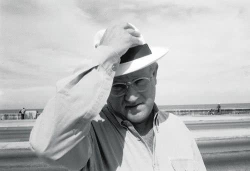J.J. Armas Marcelo (Foto: Saso Blanco)
