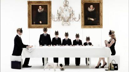 © Gérard Rancinan, Wonderful World - Batman Family, 2011 II.