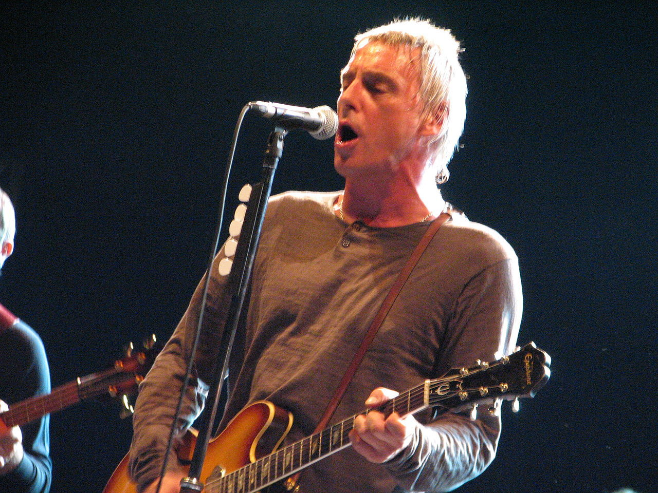 Paul Weller (Foto: maccosta / http://www.flickr.com/photos/maccosta/3712596892/sizes/o/ )