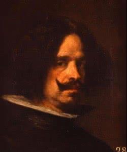 Diego Velázquez, Autorretrato, Museo de Bellas Artes, Valencia, © Museo de Bellas Artes, Valencia.