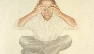 Curro González. Autorretrato del artista como artista I. 1992.