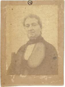 Retrato de Pascual Pérez Rodríguez