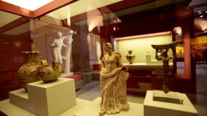 Dioses, héroes y atletas. La imagen del cuerpo en la Grecia antigua.