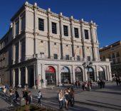 Teatro Real. Fachada principal. (Foto: Javier del Real / TR)