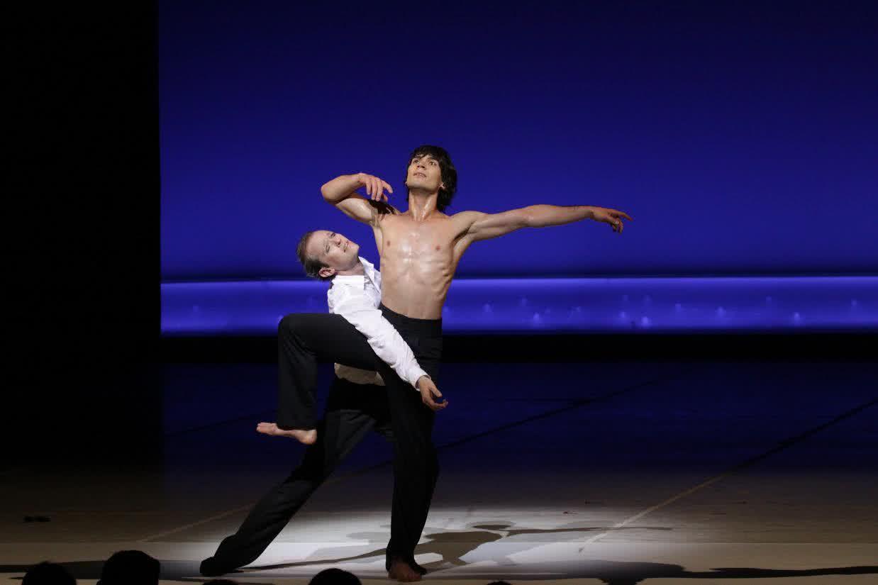 'Muerte en Venecia'. Ballet de Hamburgo.