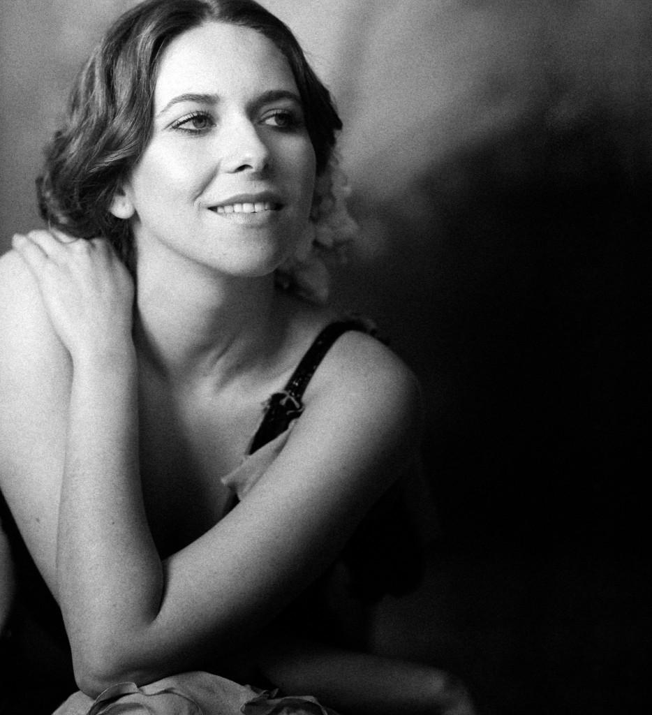 La cantante de flamenco Rocío Márquez.