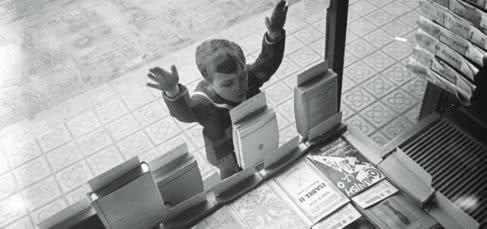 Gabriel Casas, Dia del llibre, Barcelona, 1932, Arxiu Nacional de Catalunya.