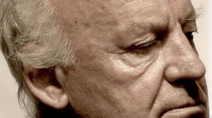 Eduardo Galeano. Foto: Daniel Zanini H.