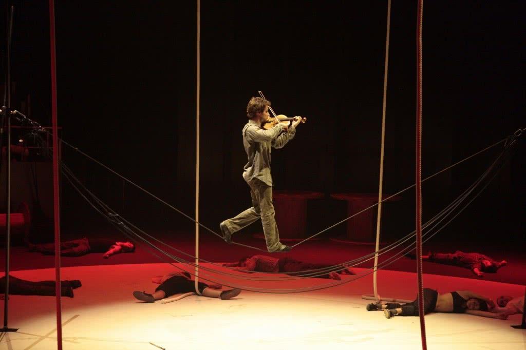 Gala Escuela de circo Caramba