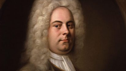 George Frideric Handel por Balthasar Denner / National Portrait Gallery.George Frideric Handel por Balthasar Denner / National Portrait Gallery.