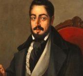 Gutiérrez de la Vega. Retrato de Mariano José de Larra.