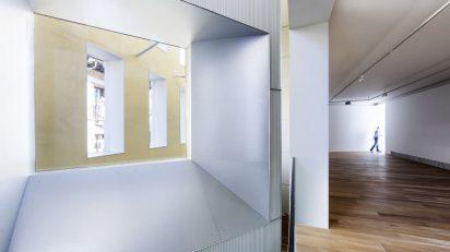 Ampliación del Museo de Bellas Artes de Asturias (Oviedo).