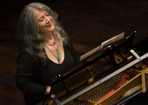 Martha Argerich (Foto: Adriano Heitman).
