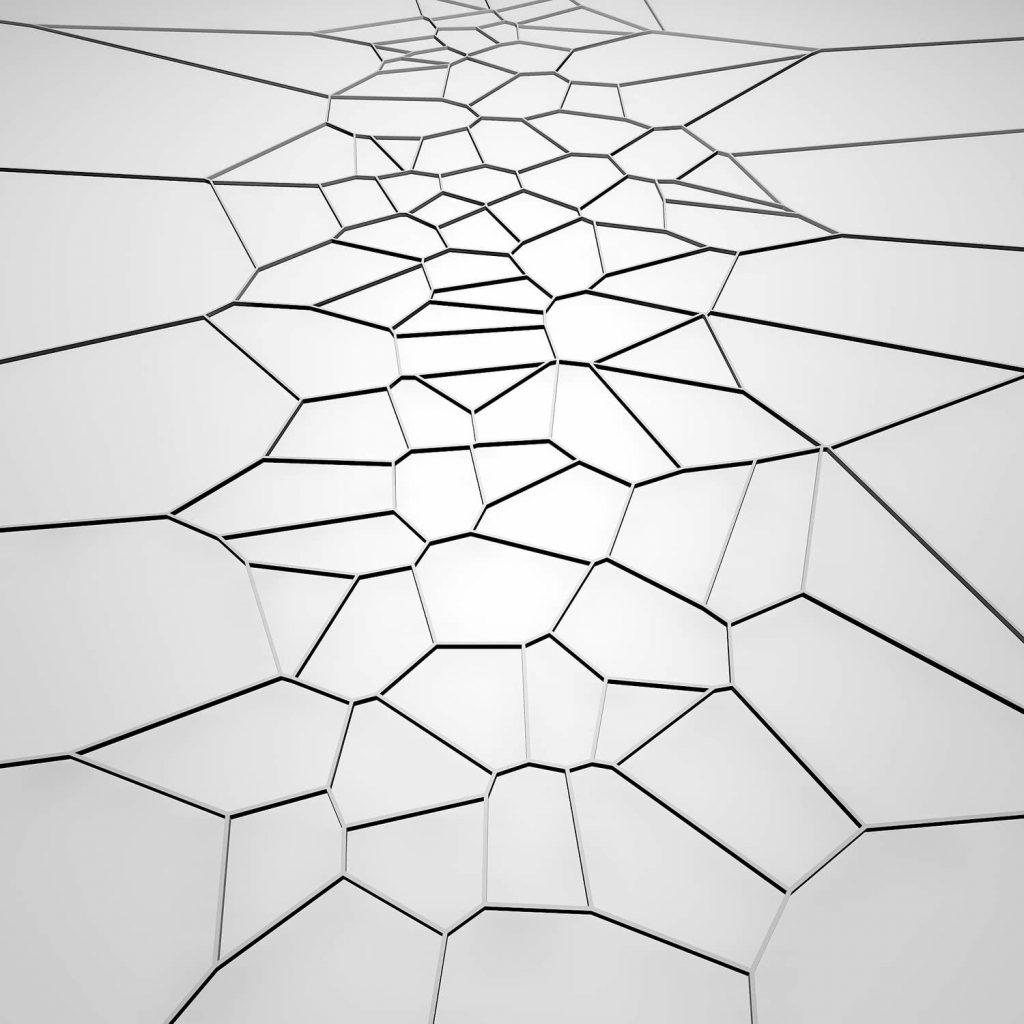 Miguel Espada. Estudio sobre Voronoi, 2012