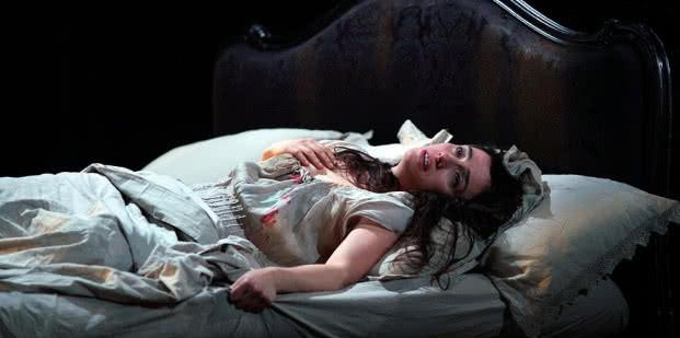 Ermonela Jaho (Violetta Valery, 'La Traviata') (Foto: Javier del Real / TR)