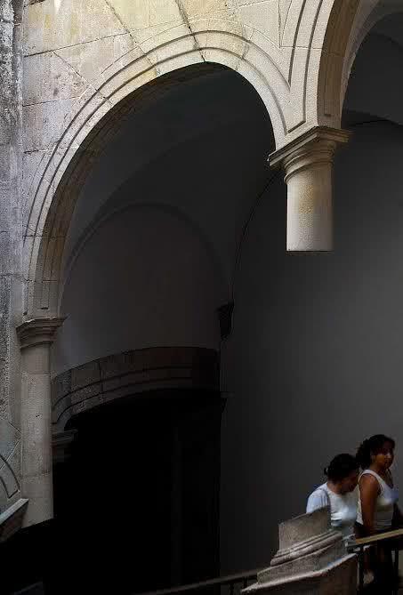 Joaquín Bérchez. Casa Mercader. Barcelona.