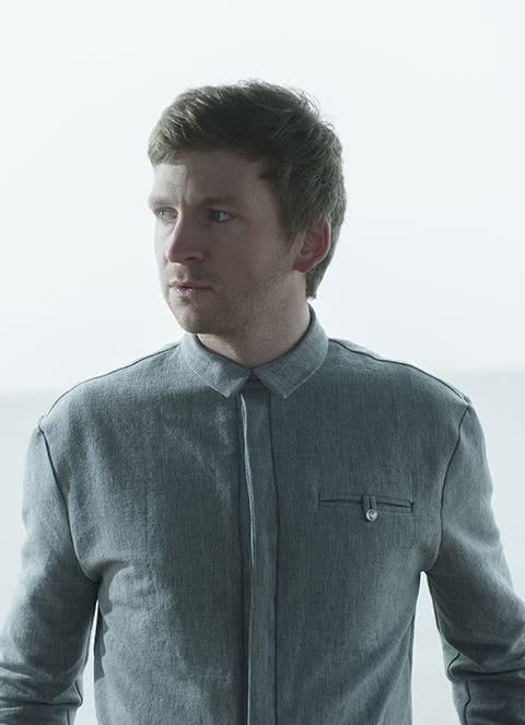 El músico islandés Ólafur Arnalds.