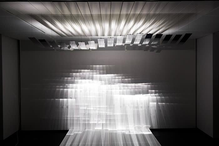 'Symphonie Cinétique', 2013 (anterior producción de ART+COM)