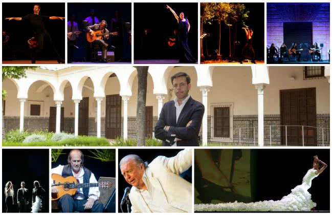 (Foto: (C)Antonio Acedo/Bienal de Flamenco; (C)Luis Castilla; (C)Lolo Vasco)