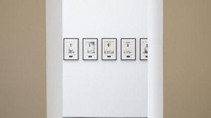 Bernardí Roig. 'Poets (99 hombres y una mujer barbuda)'.