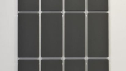 Alan Charlton. Grid Painting '3 x 4'. 2007. Galería Miguel Marcos.