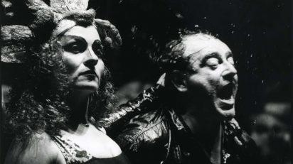Carles Santos. Tramuntana Tremens, 1989.