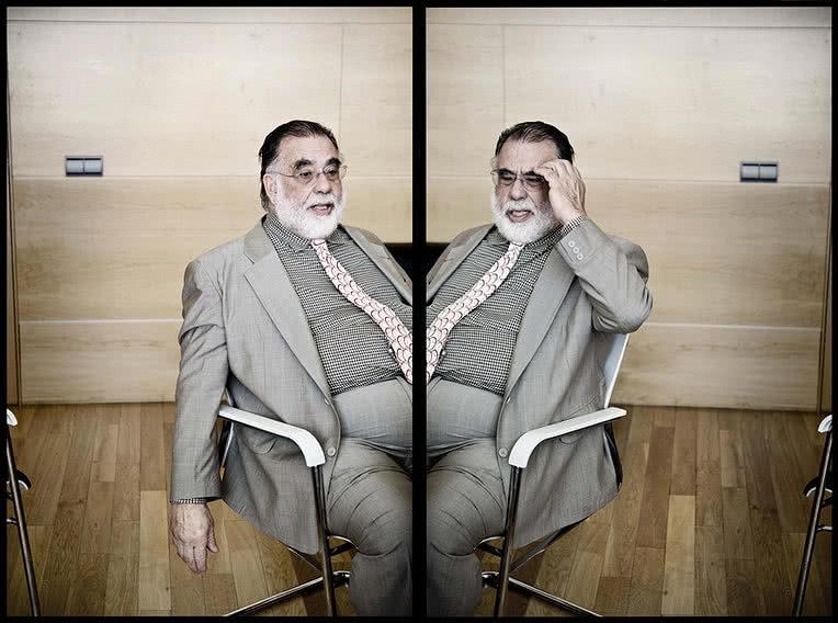 Chema Conesa. Francis Ford Coppola. Alicante. 2008.