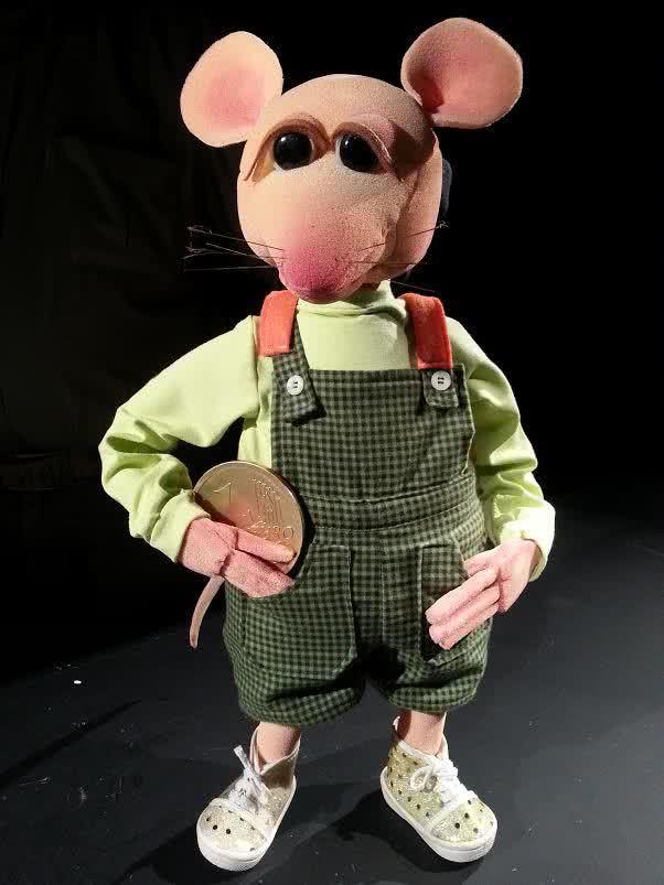 El ratoncito Pérez, de la Compañía Los Duendes