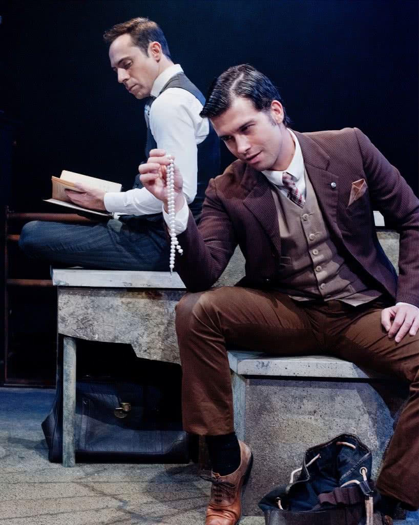 Exítame: el crimen de Leopold y Loeb. Foto: Javier Naval