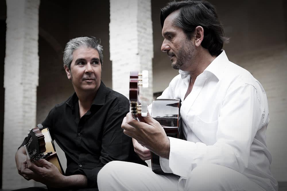 Miguel Ángel Córtes y José María Gallardo.