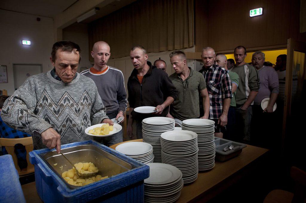 Irvin Villegas. Asparagus  Season Germany