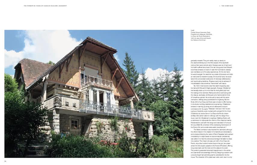Le corbusier maestro de la arquitectura moderna - Arquitecto le corbusier ...