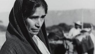 Manuel Carrillo. Sin título (mujer y cabestro), n.d.