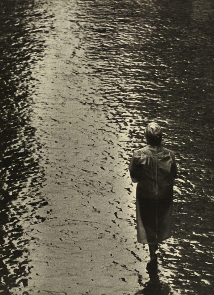 Martí Gasull Coral. Filigrana de asfalto, principios años 50