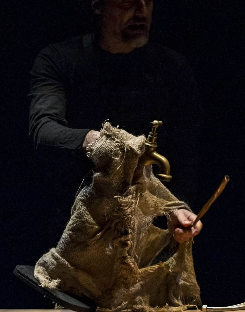 El avaro de Molière de Pelmànec