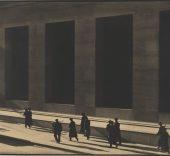 Paul Strand. Wall Street, New York, 1915