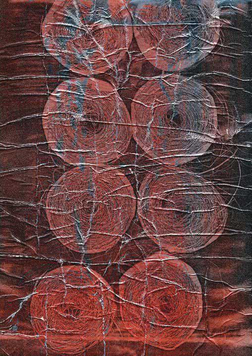 Rubén Tortosa. Concentric 8, 1988