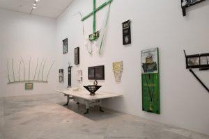 Imagen de la exposición 'Zigzag' de José Ramón Sierra.