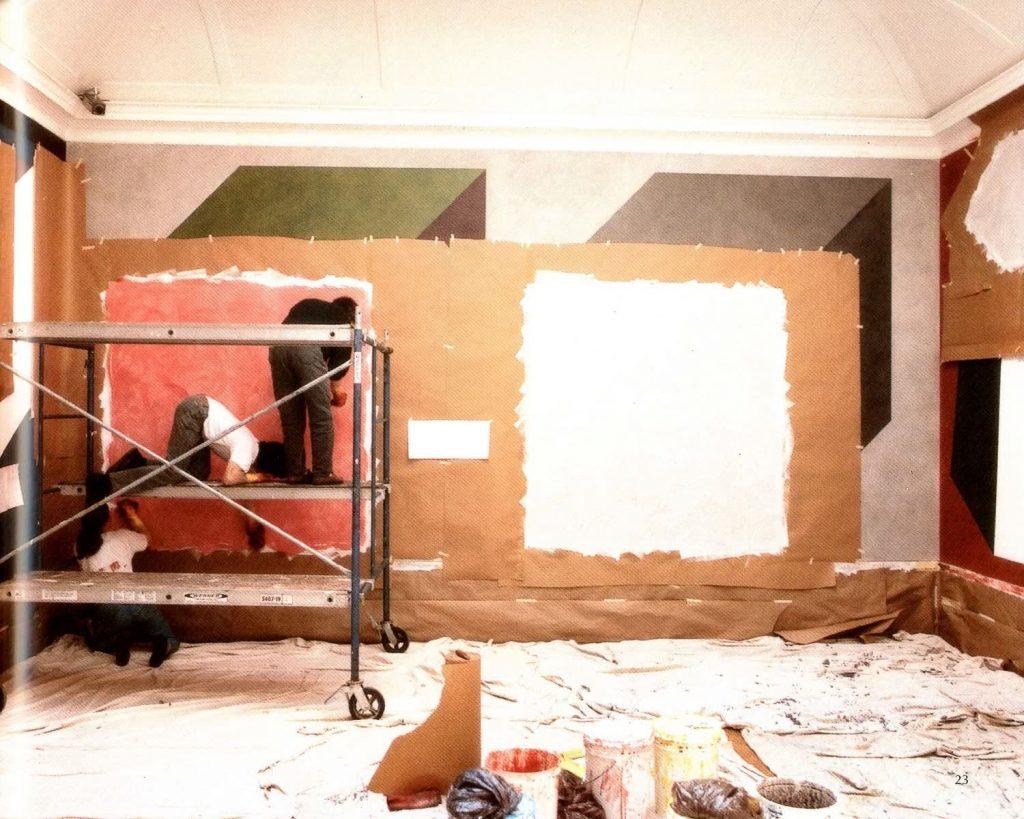Imagen del catálogo 'Sol LeWitt. Twenty-five years of wall drawings, 1968-1993'