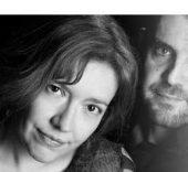 Ana Alonso y Javier Pelegrín.