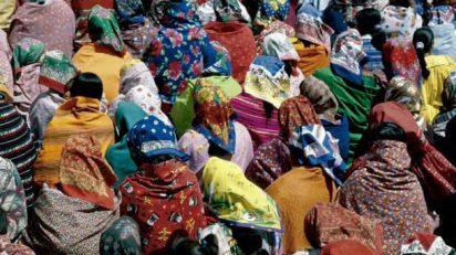Pablo Aguinaco. Colores tarahumaras, De la serie El color del tiempo, Sin fecha. © Pablo Aguinaco.