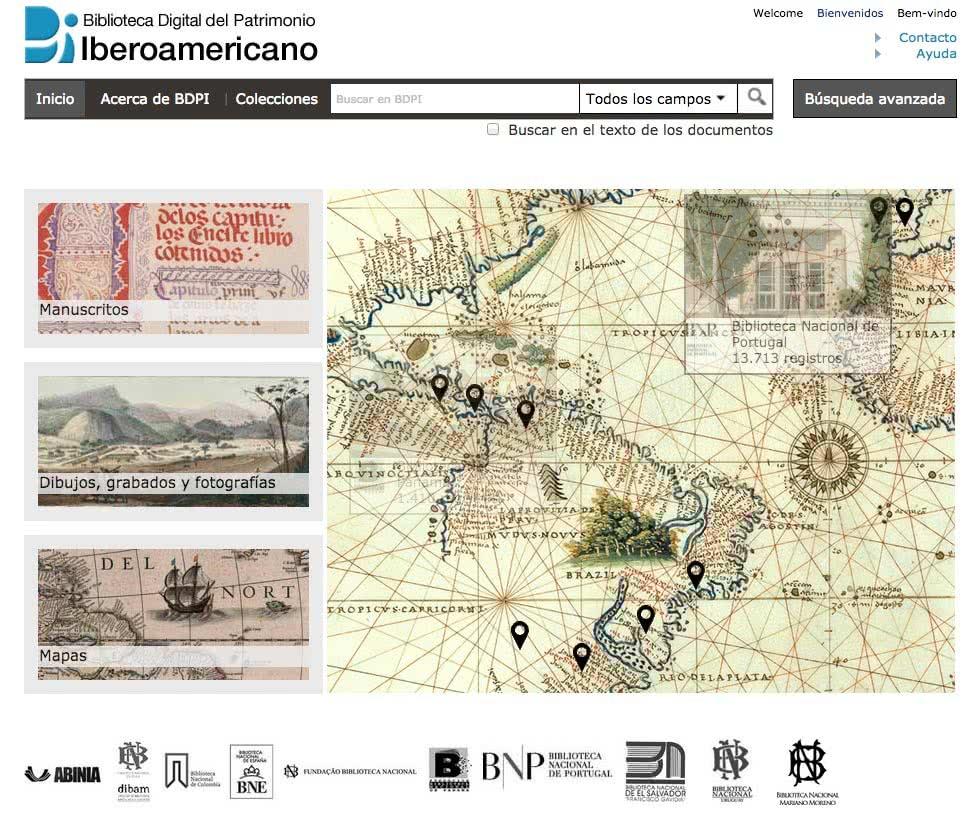 biblioteca digital iberoamericana