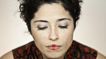 Rocío Rico, cantante y compositora andaluza.