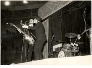 The Beatles en Madrid. © José Luis Santana.