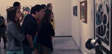 La Fundació Joan Miró organiza en Brasil la exposición 'Joan Miró. A força da matéria'.