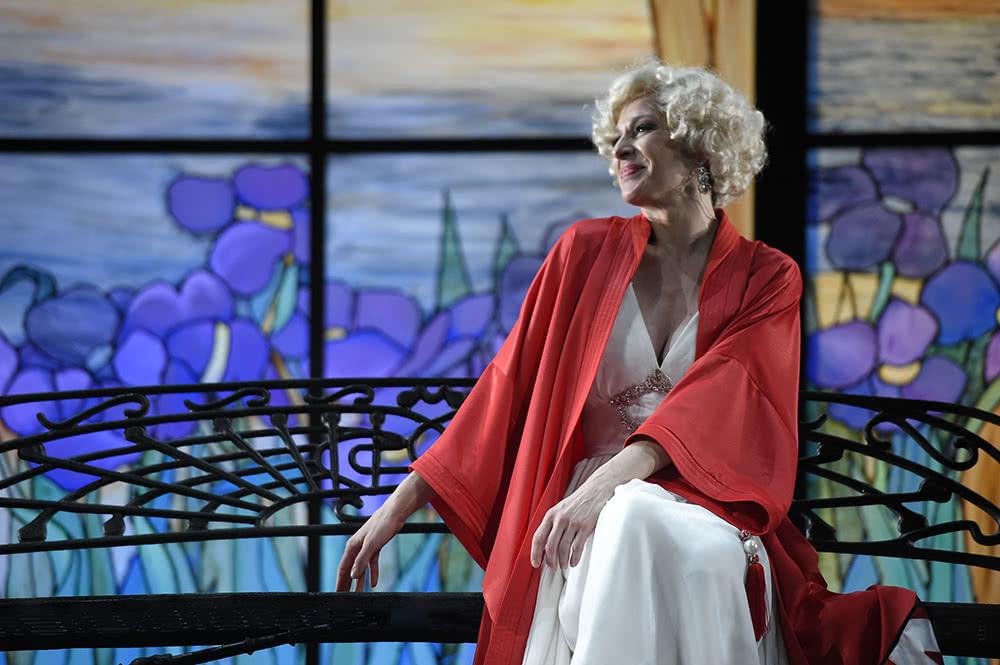 'La Viuda Alegre' (Foto: Teatro Arriaga / Moreno Esquibel)