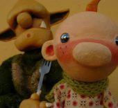 ¡A comer!, de Peus de Porc.