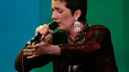 Dulce Pontes. (Foto: Vienna Festival, 2009)