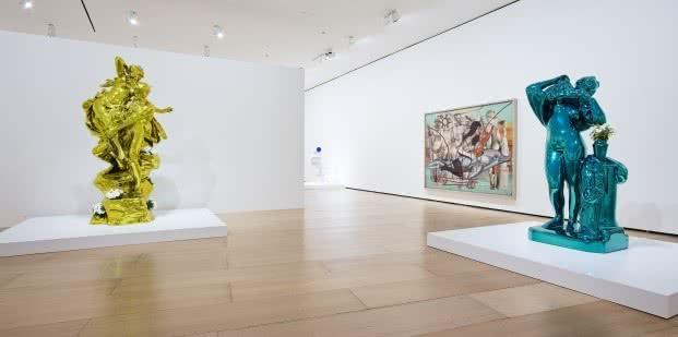 Exposición 'Jeff Koons. Retrospectiva'